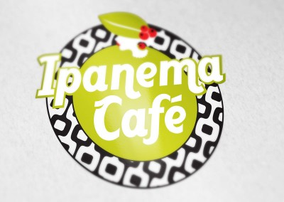 Ipanema Cafe Logo