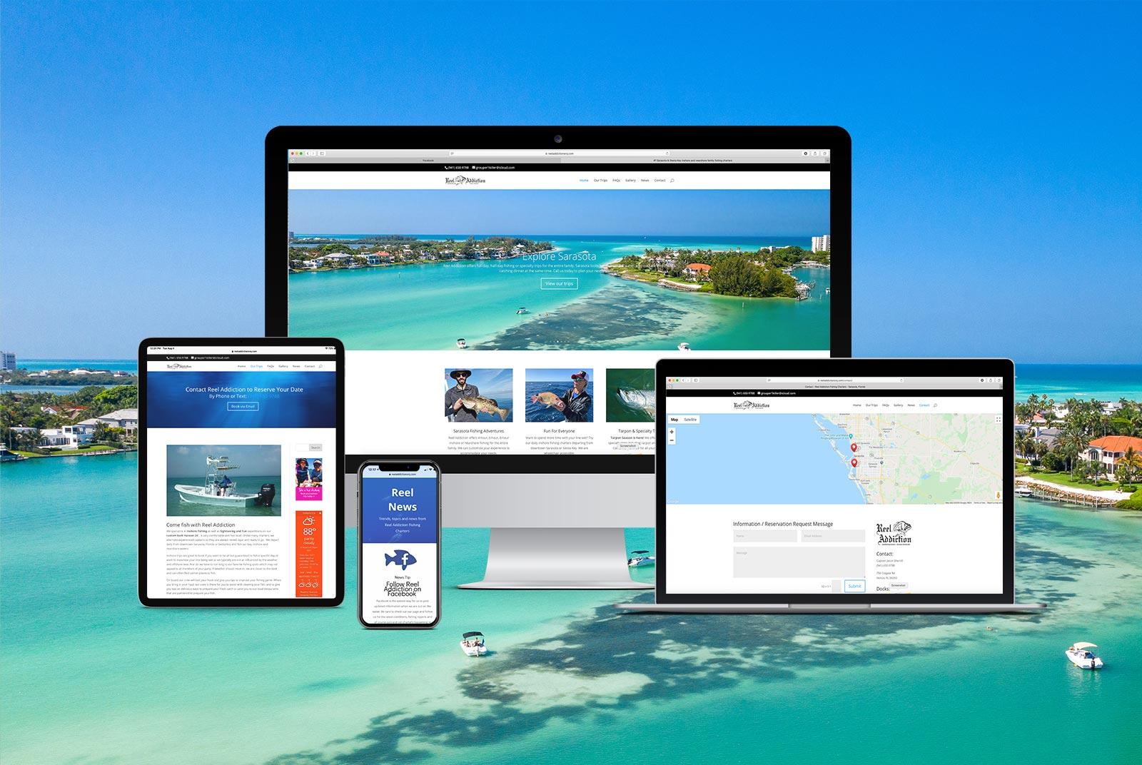 sarasota wordpress website development